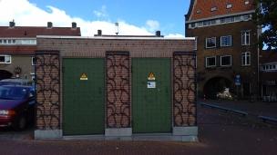 Trafohuisje in Geitenkamp, Arnhem