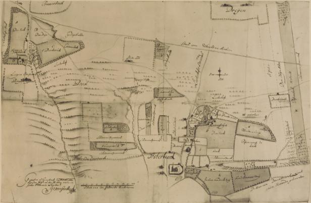 Oosterbeek 1660 kaart 17