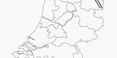 Megaflutes in Nederland