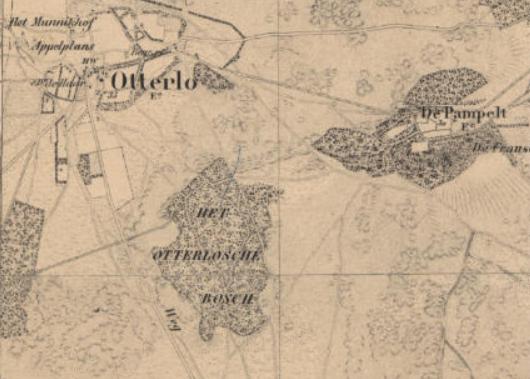 Otterlo in 1890