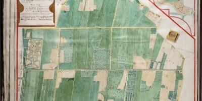 Bovendijkgraafse polders in de 18de eeuw