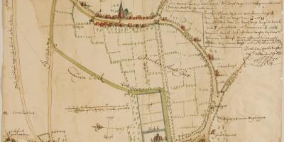 Bennekom in 1638