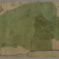 Van Geelkercken kliedert op kaart van Witteroos