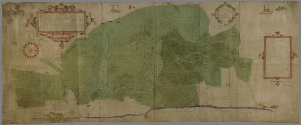 kaart 15 Moftbos