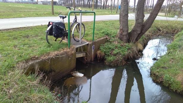 Verdeelwerk tussen de Rijnsteeg en de Kromme Beek