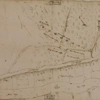De Moft in 1550: de oudste kaart