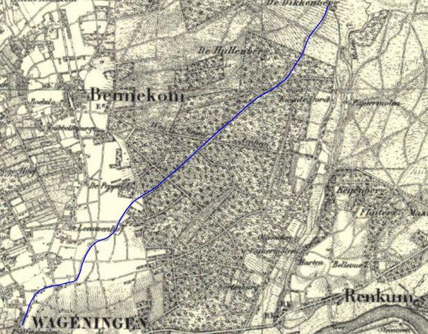 Hollandse Weg 1874