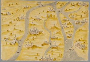 De Betuwe in 1526