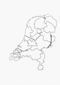 esker tekening nederland