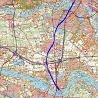 Elst in 1608 en het kanaal van Arnhem naar Nijmegen