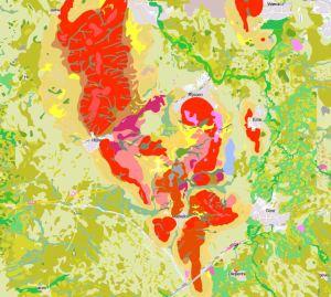 geomorf salland