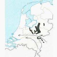 Stuwwallen in Nederland