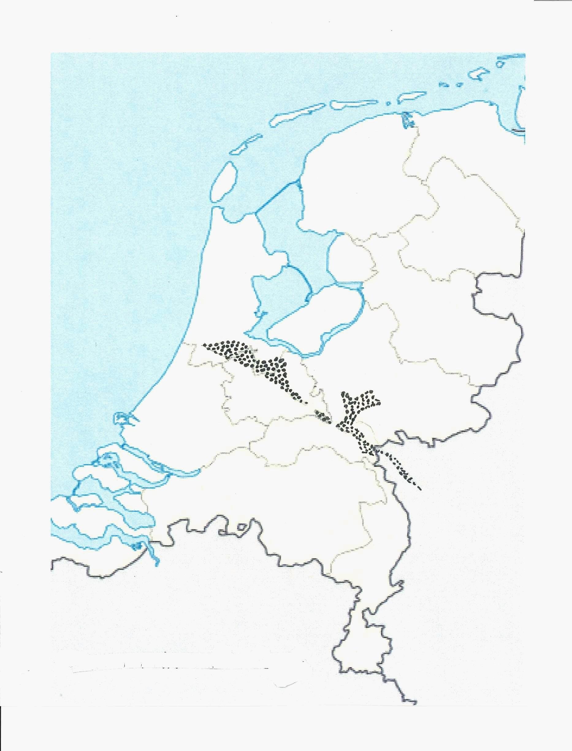 tekening 19 nederland sandr