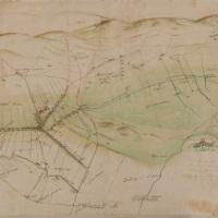 De Schoonebeekse Grift in 1628 en 2019