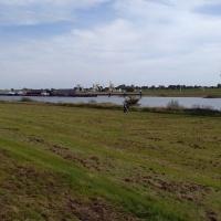 De stuw van Driel: de kraan van Nederland