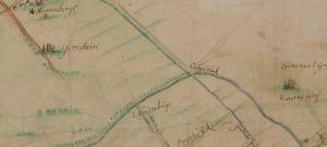 1628 schoonebeekse grift kruising