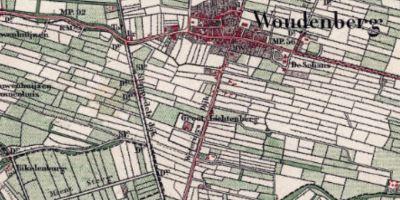 Woudenberg in 1890