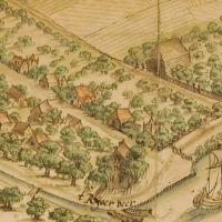 Rheden in 1690