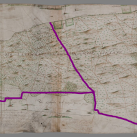 De Moft in 1649: Bennekom