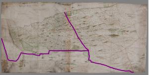 Gemeentegrenzen in 1649
