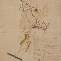 Voorsterbeek in 1660