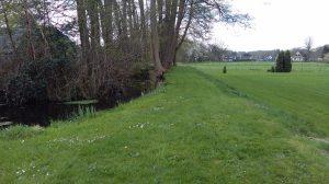 Opgeleide molenbeek in de Oudebeek