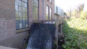 Gasthuismolen in de Oudebeek bij Beekbergen