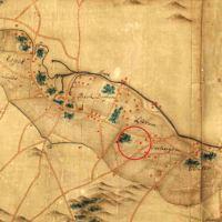 De Oude Beek in 1748