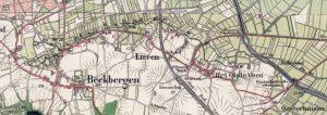 Beekbergen in 1900