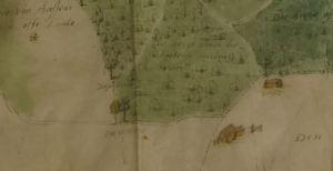 kaart 15 Wageningen