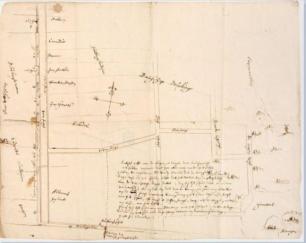 kaart 16 Binnenveld