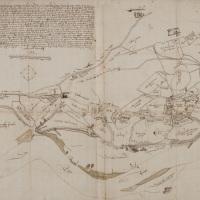 Doorwerth in 1616: de kaart van Kempinck