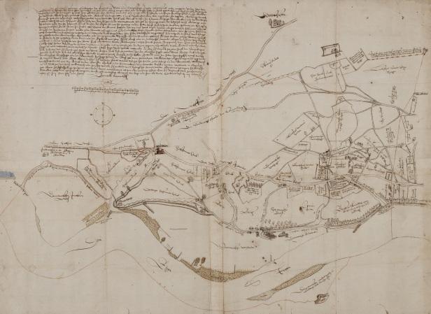 kaart 17 Renkum