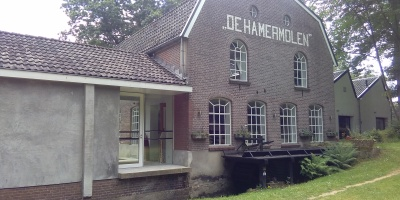 foto Hamermolen in Ugchelen