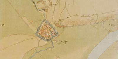 Wageningen in 1570