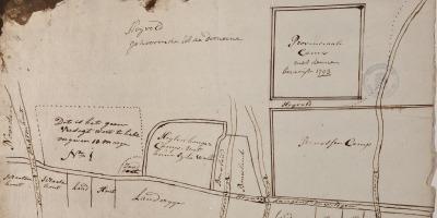 De Zoomweg in 1799