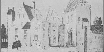 Kasteel Harselo door Pronk, 1731