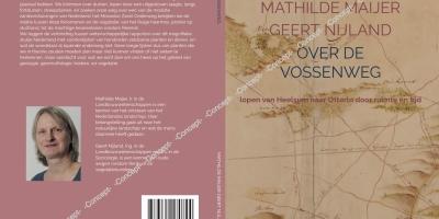 Omslag Boek Over de Vossenweg