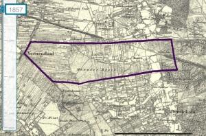 Maanen in 1857.