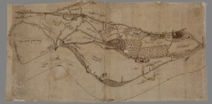 kaart Doorwerth