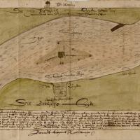 De middelwaard bij Rhenen door de eeuwen