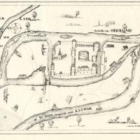 Oude kaarten van Utrecht