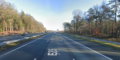 A12 op Google Streetview
